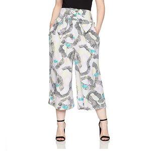 Seven7 Plus Size 0X Cropped Trouser Pants Pockets